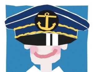 van de havenmeester …